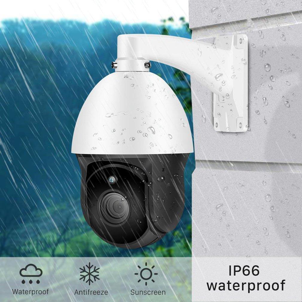 30x1080 P Outdoor Speed Dome Wifi Kamera IP 2MP H.265 Audio PTZ Drahtlose Kamera Ai Cloud-SD slo Überwachung IP Kamera