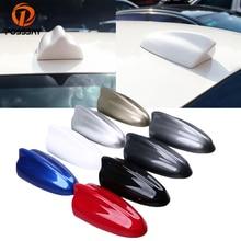 POSSBAY-antennes de voiture   Noir, blanc, argent, rouge, bleu, or, gris