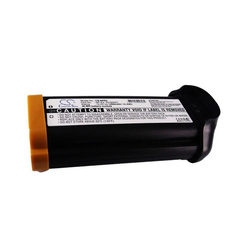Cameron Sino 1200mAh Battery for Canon EOS-1V EOS-3 Digital Camera 2418A001