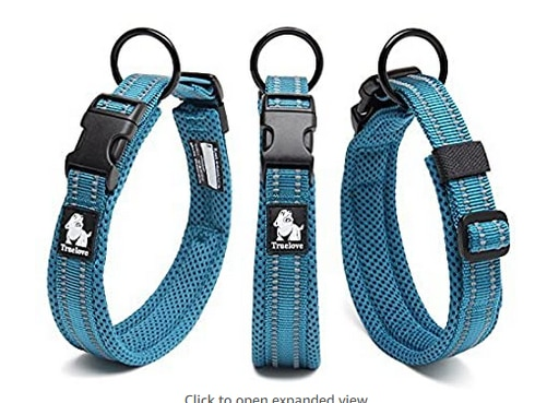 Pet Collar Reflective Pet Dog Collar Night Safety In Dark Dog Cat Leash Adjustable Size Suitable Cats Pet Supplies Accessories