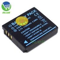 DB-60 DB-65 Battery for RICOH GR GR II GX100 GX200 WG-M1 G600 G700SE G800SE Caplio R3 R4 R5 R30 R40 GR Digital II III IV Camera
