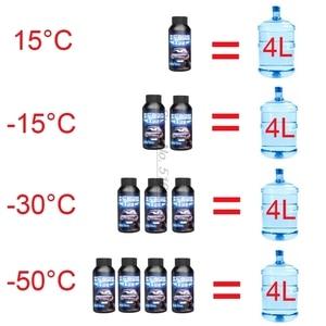 Image 2 - Не замороженные автомобильные аксессуары 50 градусов, очиститель стеклоочистителя, очиститель стекла для мытья лобового стекла, инструмент для очистки лобового стекла, очистка планшета