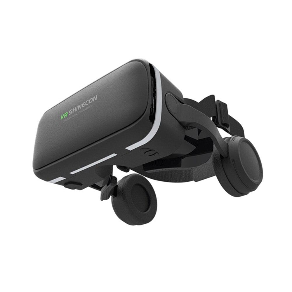 Gafas de realidad Virtual VR, gafas 3D VR, gafas, casco estéreo, caja para Smartphone, teléfono inteligente, binoculares Viar, videojuego 2020new