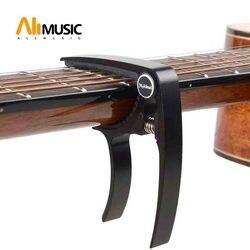 Multi Cor Acoustic Guitar Capo Com Liga de Alumínio Garantia Life-Time Forte Primavera