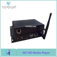 LED super master MC100 A1S asynchronous async led screen control system for linsn novastar colorlight dbstar controller