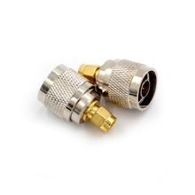 N Male Naar SMA FEMALE Connector RF Coax Coax Adapter Straight Type Voor Mobiele Telefoon Mobiele Signaalversterker Straight Type