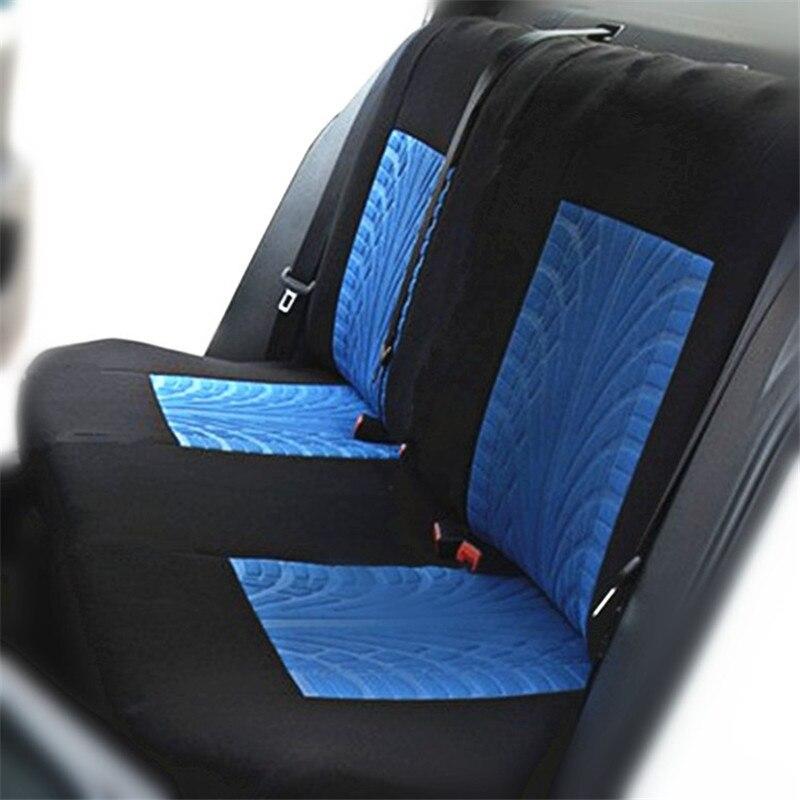 Azul cinco asiento universal