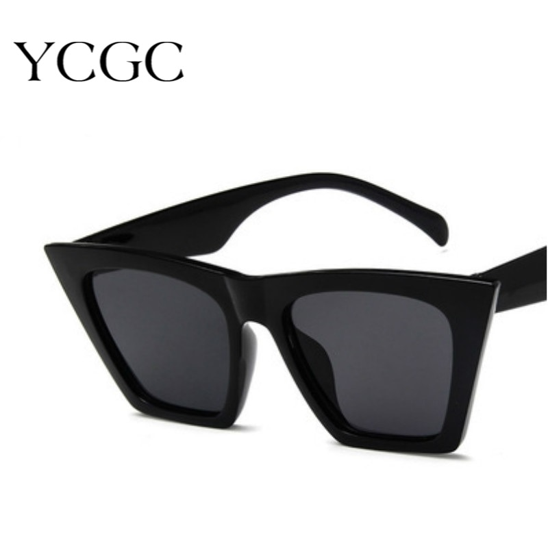 Square Sunglasses Women 2020 Designer Luxury Men Cat Eye Sun Glasses Ladies Classic Vintage UV400 Ou