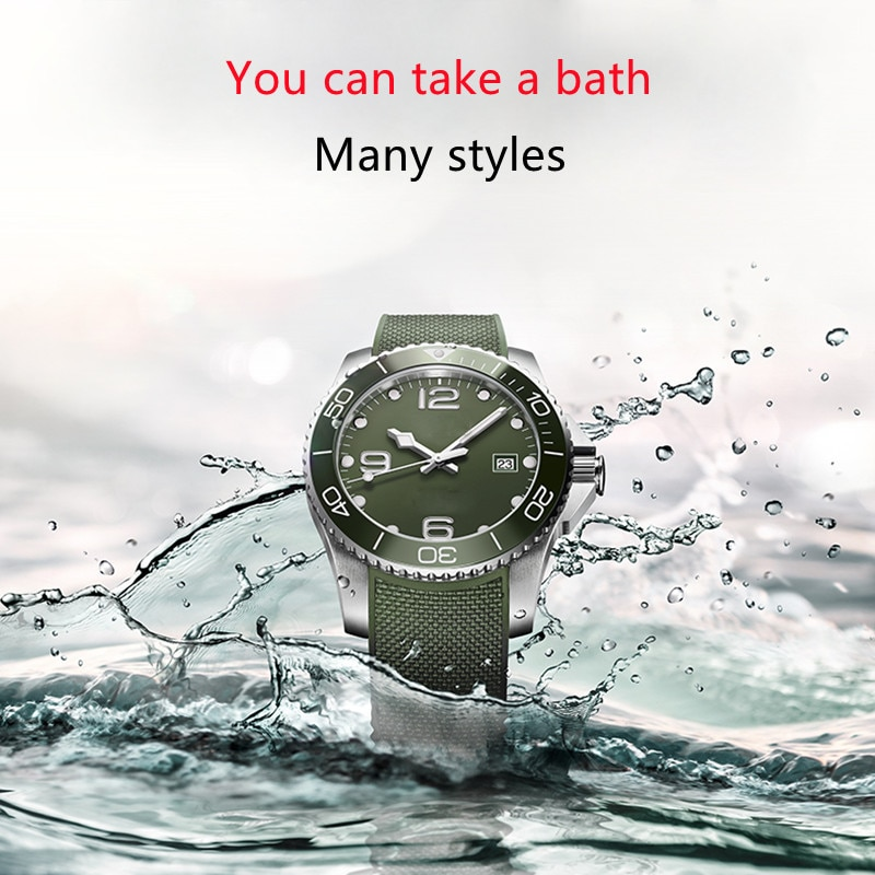 2021 Trend New Style Men's And Women's Watches Waterproof Mechanical Watch And Quartz Watch enlarge