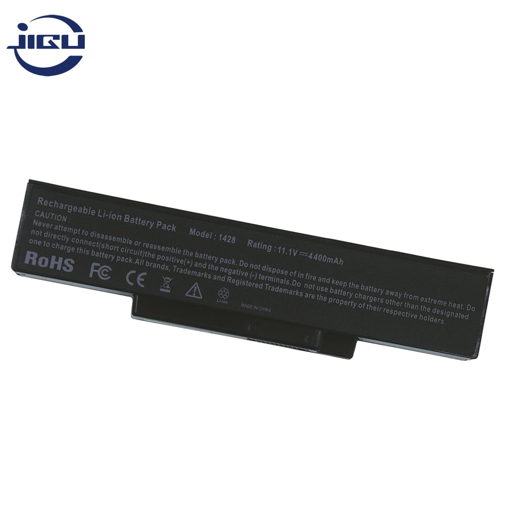 JIGU 6Cells Laptop battery For Dell Inspiron 630m 640m E1405 PP19L XPS M140 312-0451 451-10284 RC107