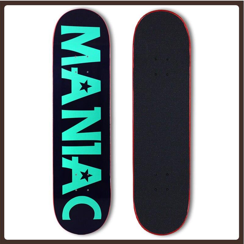 Land Surfboard Longboard Surf Skateboard Wheels 4 Wheel Deck Skateboard Beginner for Adults Planche De Skate Fitness Equipment