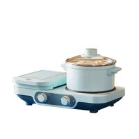 breakfast machine for household sandwich maker multi function three in one small light food machine