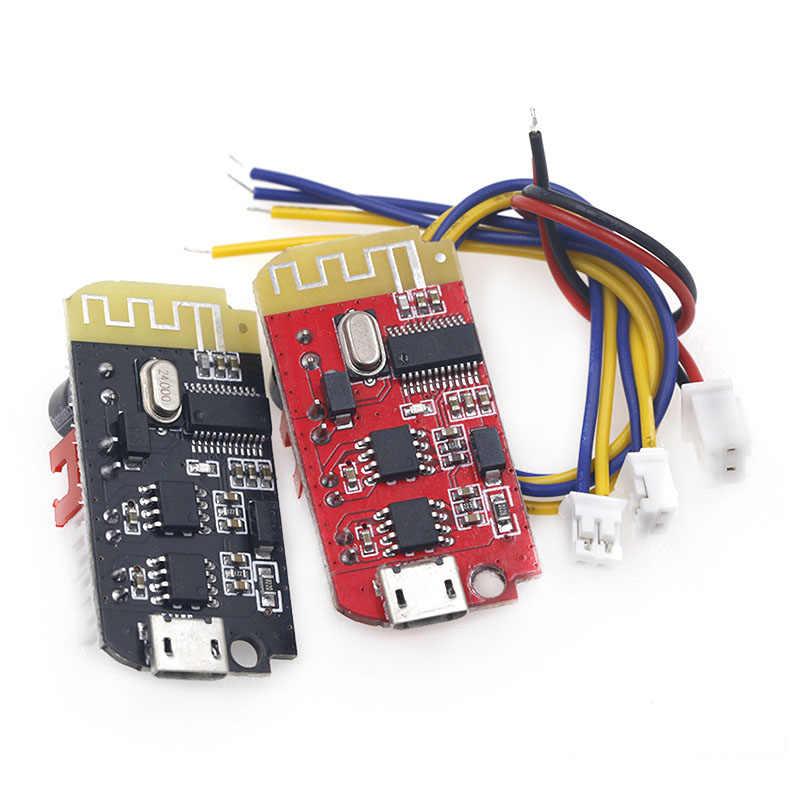 Dc 3 7 V 5v 3w Digital Placa De Amplificador De Audio Doble Dual Placa Diy Altavoz Bluetooth Modificación Música De Sonido Para Micro Usb Accesorios Y Piezas De Reemplazo Aliexpress