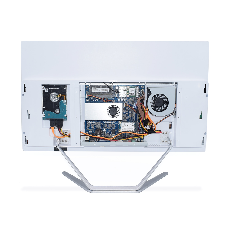 Touch Screen 23.8inch Monoblock All-in-One Compact PC Intel Core i5 8365U I7 8565U HDMI VGA 1920x1080 Desktop Office Computer enlarge