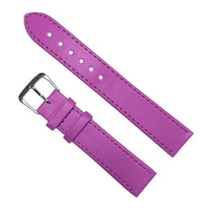 10MM,12MM, 14MM, 16MM, 18MM, 20MM Plain Weave PU Leather Watche Strap Watchband  Watch Band New Candy Colors Clock Straps