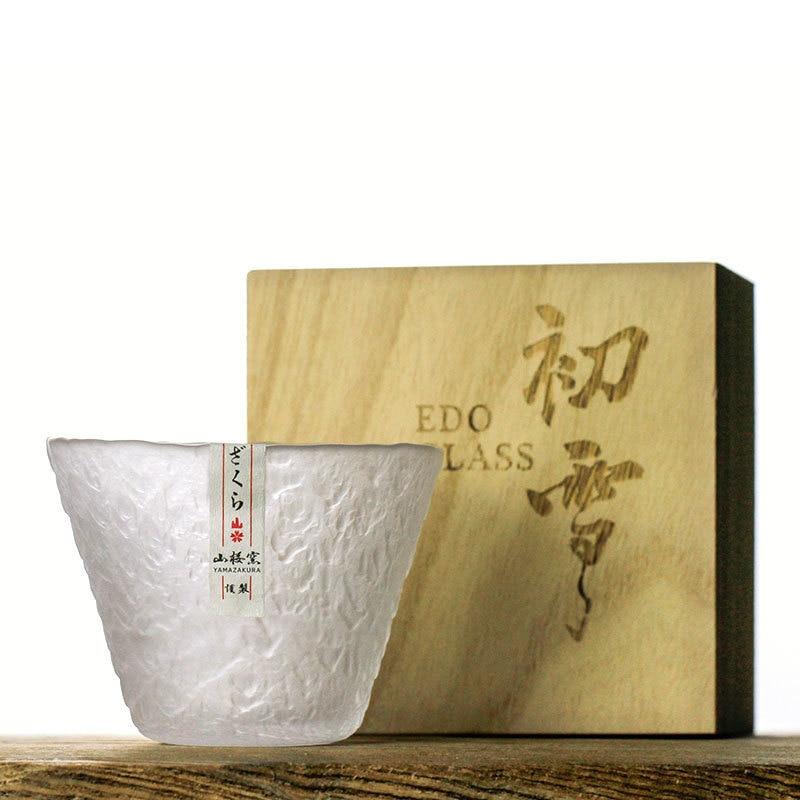 اليابانية نمط اليدوية ضبابي الثلوج الكريستال براندي Snifters ويسكي بالرصاص الزجاج مطرقة كؤوس النبيذ كأس ويسكي بهلوان عاء أجل