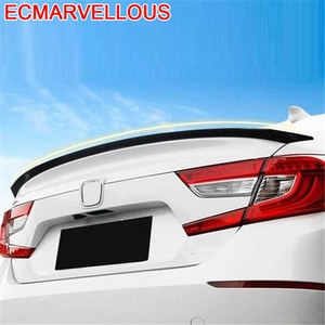 Accessories Rear Car Aileron Voiture Tuning Auto Aleron Trasero Roof Wing Spoiler 10th Generation FOR Honda Accord Inspire