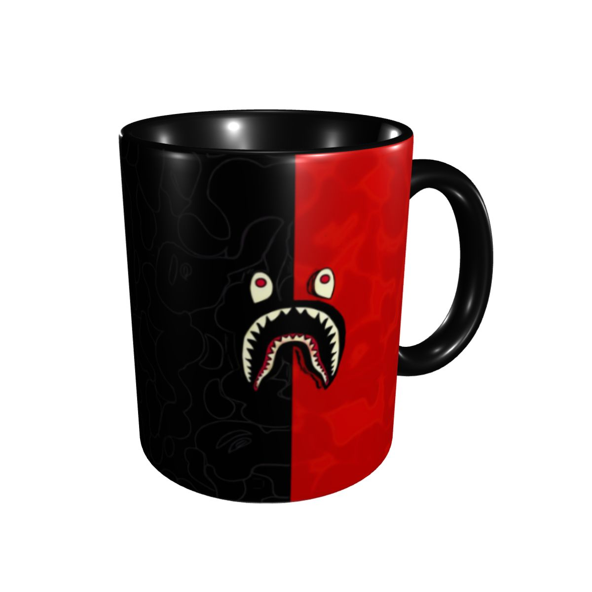 BAPE fashion and популярные чашки, кофейные чашки, молочные чашки, чайные чашки, керамические материалы