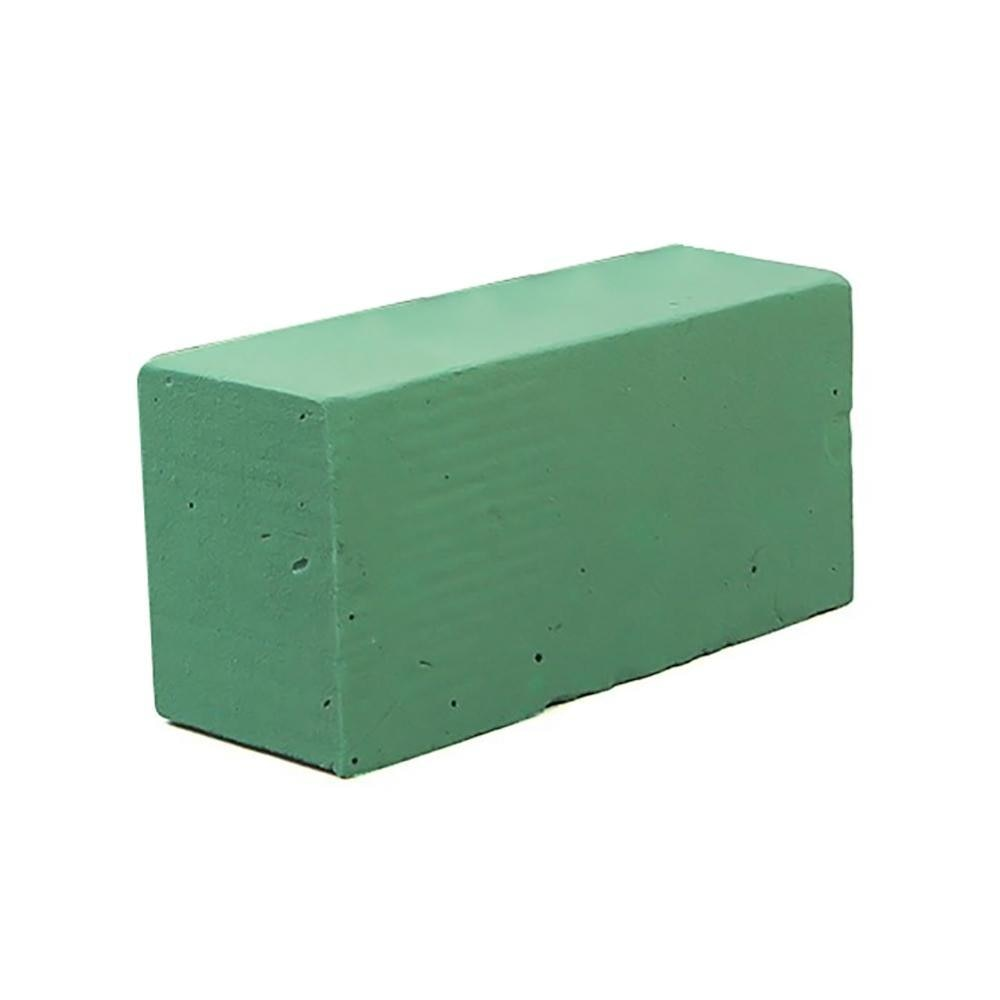 Home Garden Decoration Creative Floral Foam Block Florist Supplies Green Styrofoam Flower Brick Mud for Plant Flowers
