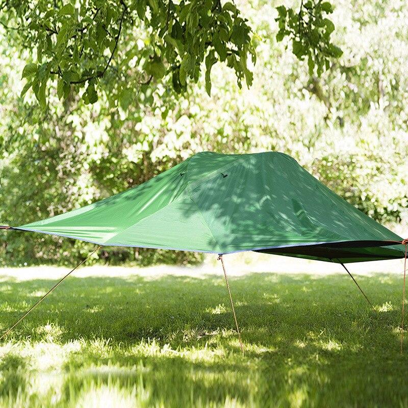Палатка для самостоятельного вождения, гамак, гамак с москитной сеткой, плавающая палатка, подвесное дерево, подвесная палатка на дерево дл...