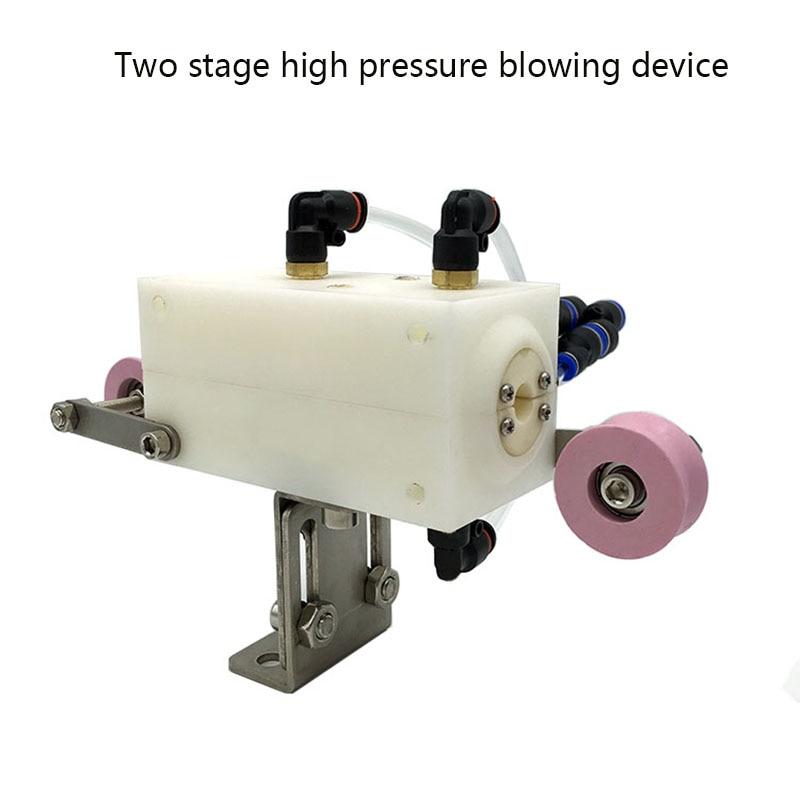 جهاز نفخ الهواء عالي الضغط مزدوج القسم ، مجفف الأسلاك والكابلات ، معدات الطارد ، الملحقات ، ثقب دائري