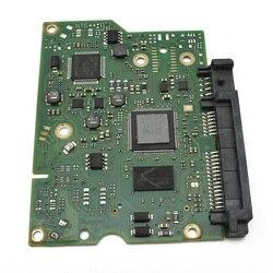 100664987 acessórios da placa de circuito prático verde lógica controlador pcb substituição hdd recuperação dados impresso para st2000dm001