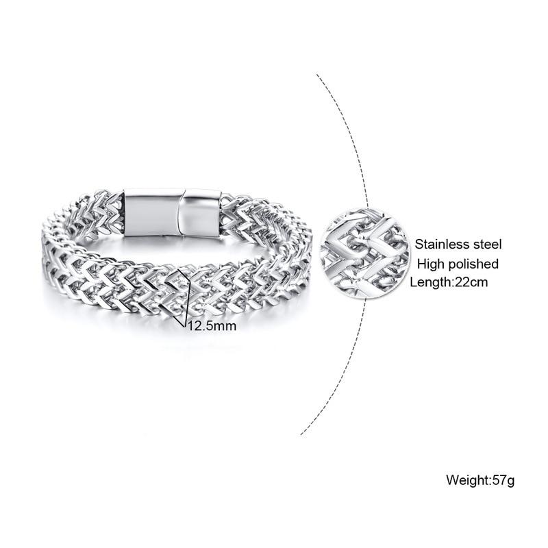 FXM 2019 TBB38  year new arrival fine jewelry s925 silver bracelet for women birthday gift