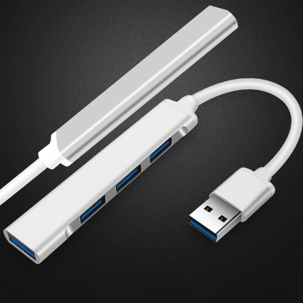 Nouvelle arrivée 4 ports USB HUB 3.0 Multi répartiteur adaptateur OTG pour Lenovo Xiaomi Macbook Pro 13 15 Air Pro PC ordinateur accessoires