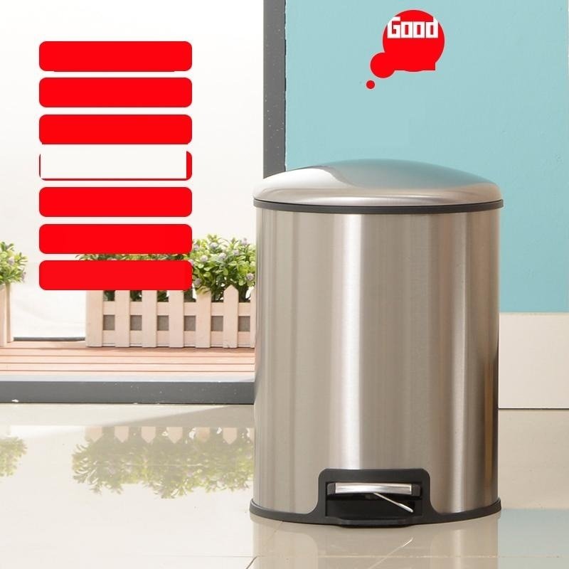 Waste Reciclaje De Garbage Bag Holder Pattumiera Prullenbak Trashcan Kitchen Dustbin Cubo Basura Poubelle Lixeira Trash Bin enlarge