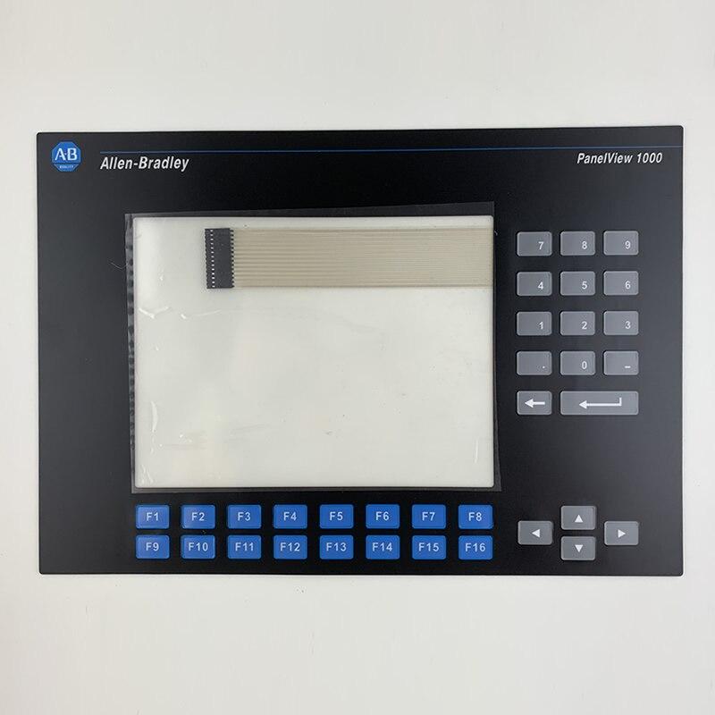 ألين برادلي 2711-B10C PANELVIEW 1000 استبدال طبقة الشاشة 2711-B10G ، في المخزون