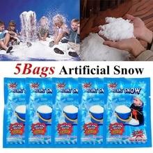 Accessoires pour la boue de remplissage   Addition pour Magic Snow Mountain modelage breloques en argile polymère pelucheux, accessoires Antistress jouets pour enfants