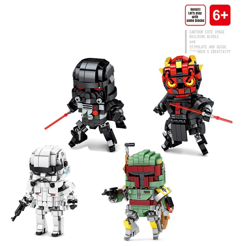 moc-starwars-muratore-boba-stormtrokeychain-action-figures-collezione-modello-building-blocks-mattoni-giocattolo-per-bambini-regalo