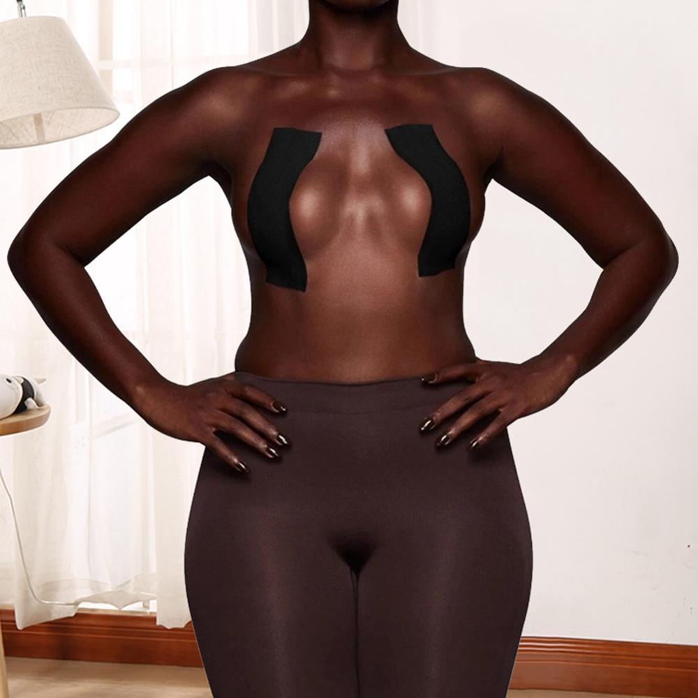 1 rolo 5m mulheres fita de mama push up sutiã mamilo cobre corpo invisível peito lift fita sexy sem costura intimates adesivo bralette