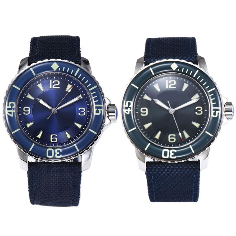 Reloj de hombre Corgeut, 45MM, Miyota8215, NH35, relojes de pulsera mecánicos automáticos, Esfera luminosa para hombres, resistente al agua, caja de vidrio de zafiro 316 SS