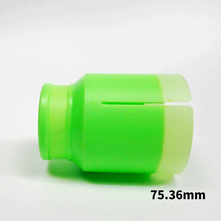 Medidor de posicionamiento de la Bobina de voz del altavoz de 75,36mm para piezas de reparación del altavoz