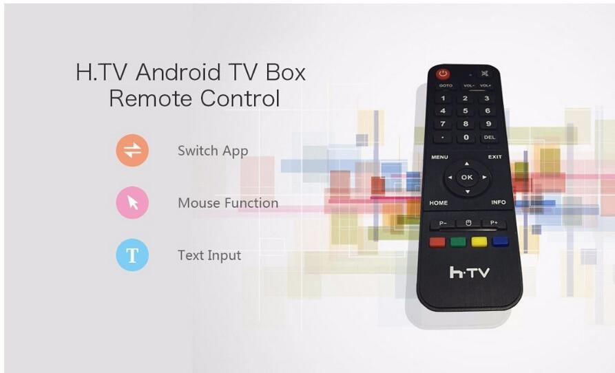 Control remoto Original para HTV 3 HTV 5 HTV 6 A1 gemelos A1 mini A1 híbrido