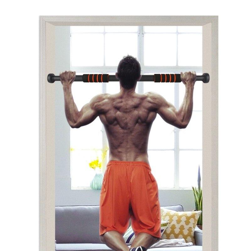 Barras horizontales ajustables para hacer ejercicio en interiores, barras horizontales de acero para gimnasio, barras de entrenamiento Push Up, barras de entrenamiento para Fitness, equipos para el hogar