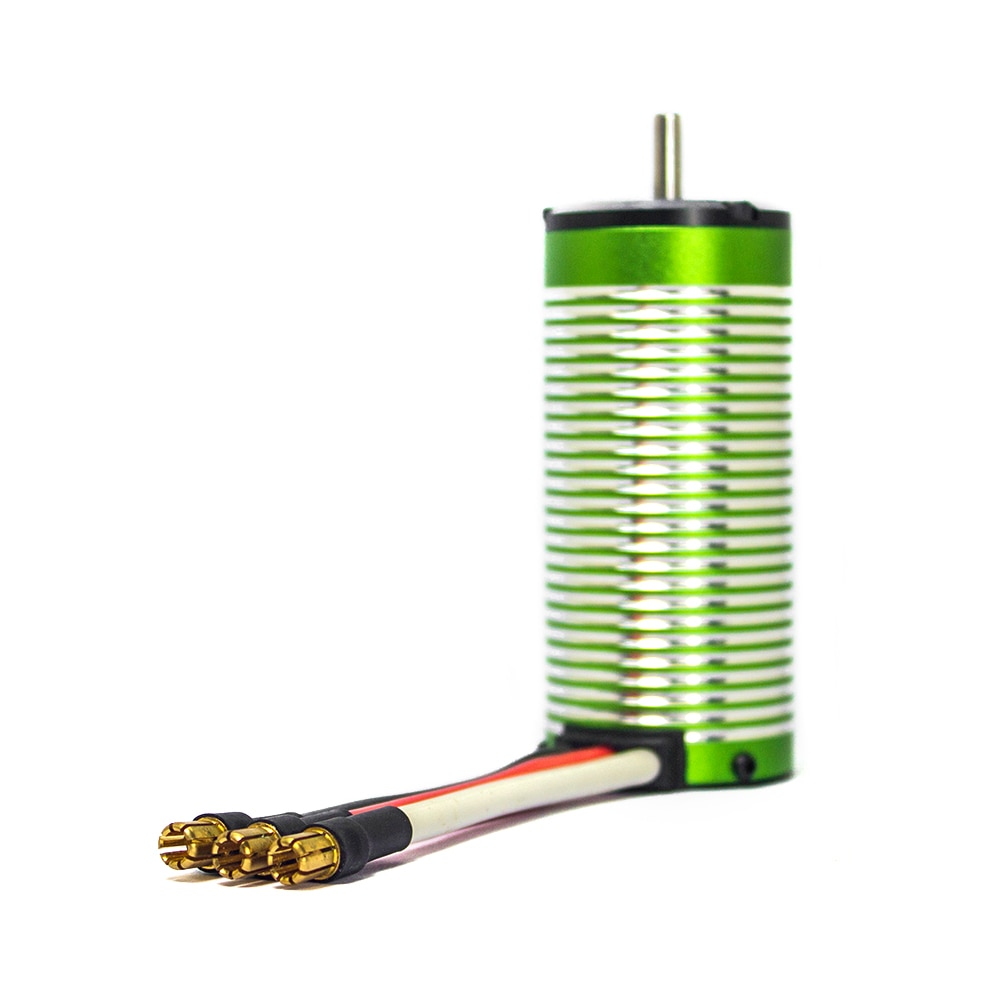 X-TEAM 4092 Series Brushless-DC-Motor Electromotor for Remote-Control RC Cars 1/8 Trial On-Road Buggy Monster Refit Upgrade enlarge