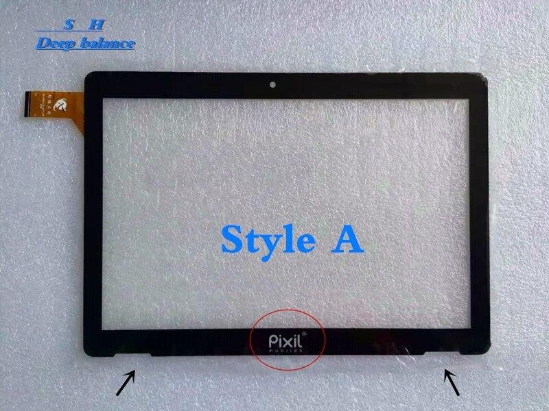 Новый сенсорный экран 10,1 дюйма для планшетов ПК с планшетов с сенсорной панелью и цифровым преобразователем