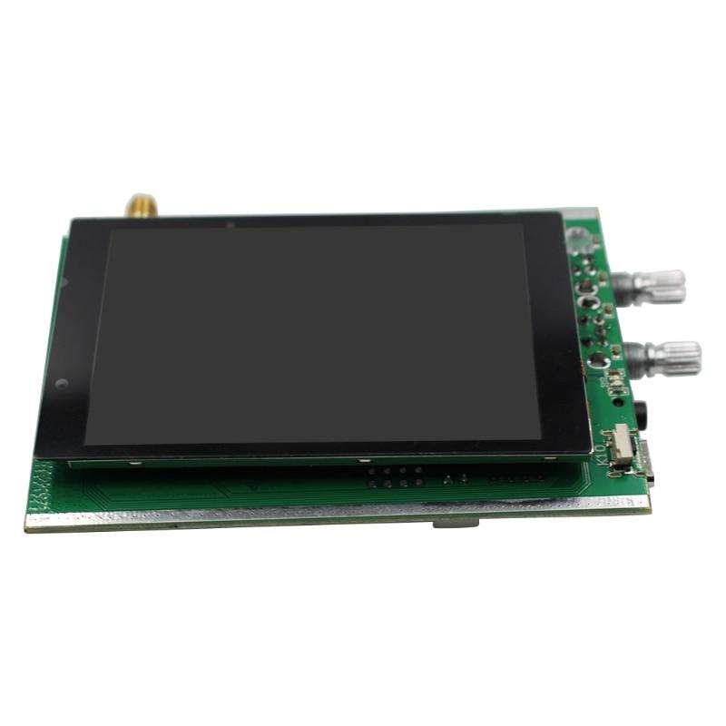 DSP Noise Reduction Full Mode Malachite DSP Radio Malahit Software Radio 3.5 Inch Touching Screen 50k-200mhz Receiver