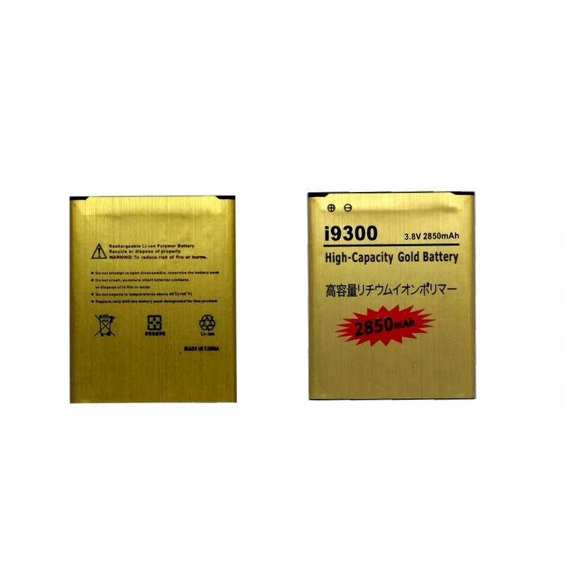 Аккумулятор для замены EB-L1G6LLU большой емкости Внутренний Аккумулятор Bateria для Samsung Galaxy S3 i9300 i9305 i747 i535 L710