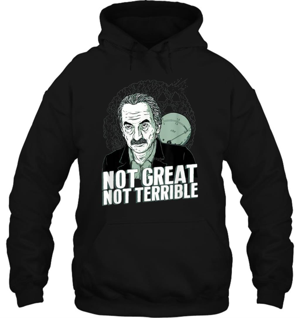 Sudadera con capucha para hombre Anatoly Dyatlov 3,6 Roentgen Chernobyl, camiseta negra para mujeres