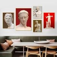 classical venus de milo sculpture art posters and prints wall art canvas paintings decorative pictures living room home decor