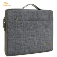 domiso water resistant laptop sleeve with handle for 10 11 13 14%e2%80%9c 15%e2%80%9d 17%e2%80%9c inch laptop bag macbook notebook computer bag