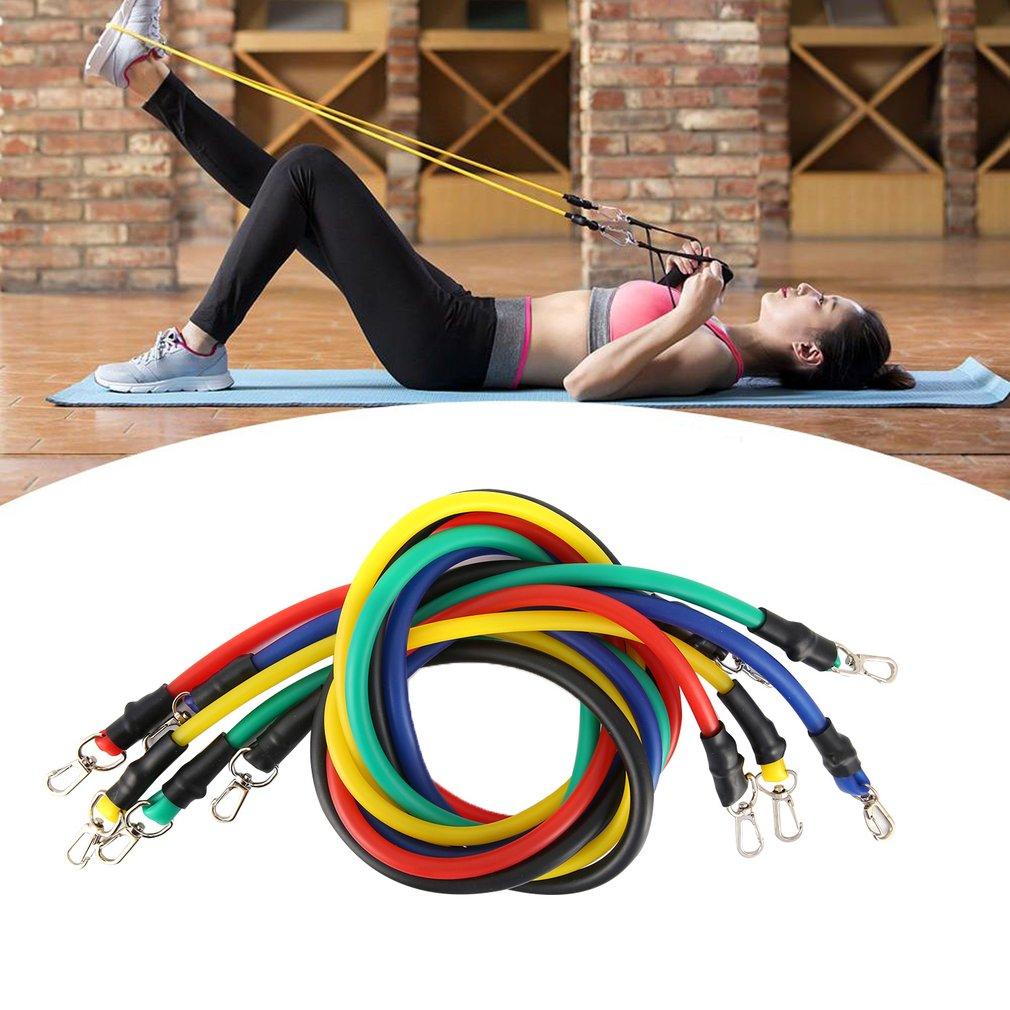 Веревка для фитнеса и ралли, съемник для фитнеса, устройство для силовых тренировок, комбинированный вспомогательный Натяжной трос из ТПЭ