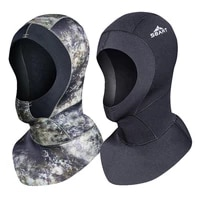 3mm mm neoprene diving caps for men and women snorkeling surfing sunscreen diving swimming caps warm diving hood