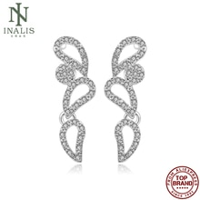 INALIS Vintage Oval Shaped Earrings Silver Color Earrings For Women Fashion Jewelry Best Selling Val