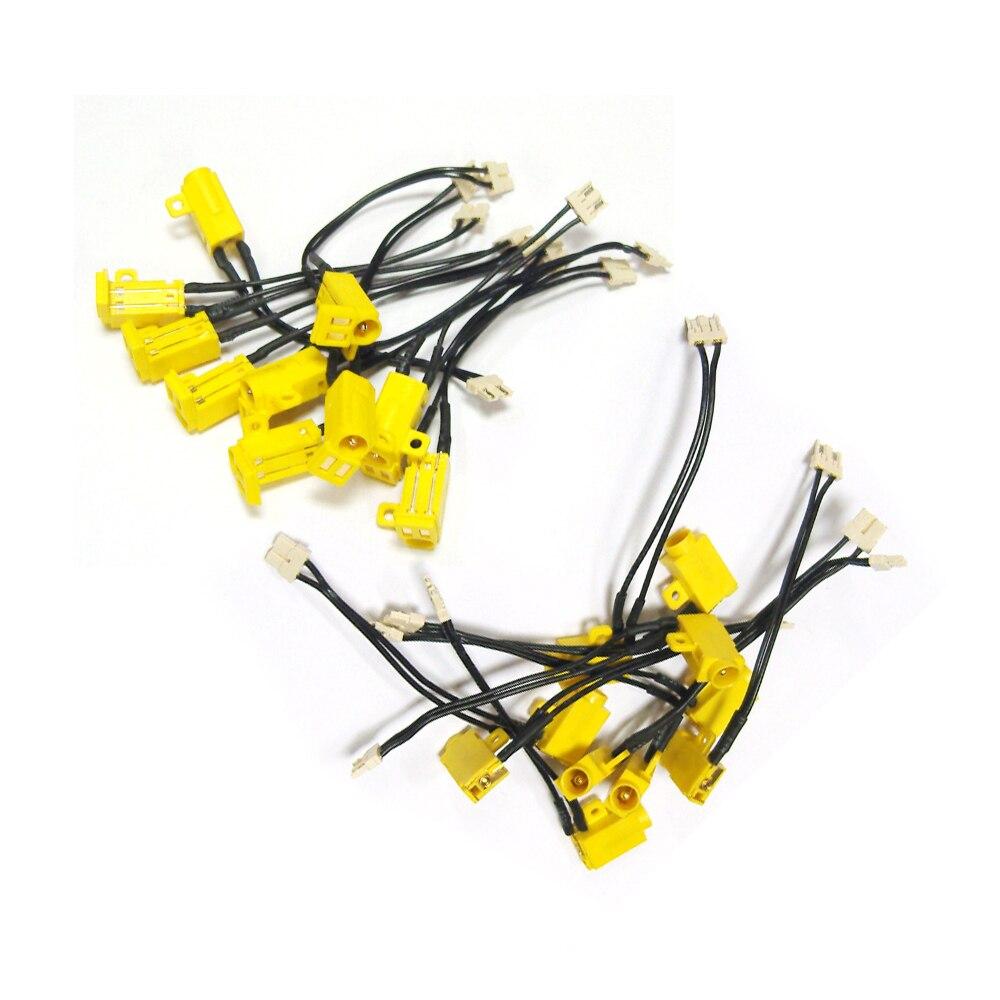 100 шт. для psp 1000 2000 3000 консоль питания розетка адаптер зарядное устройство порт зарядки разъем переменного тока Ремонт разъема