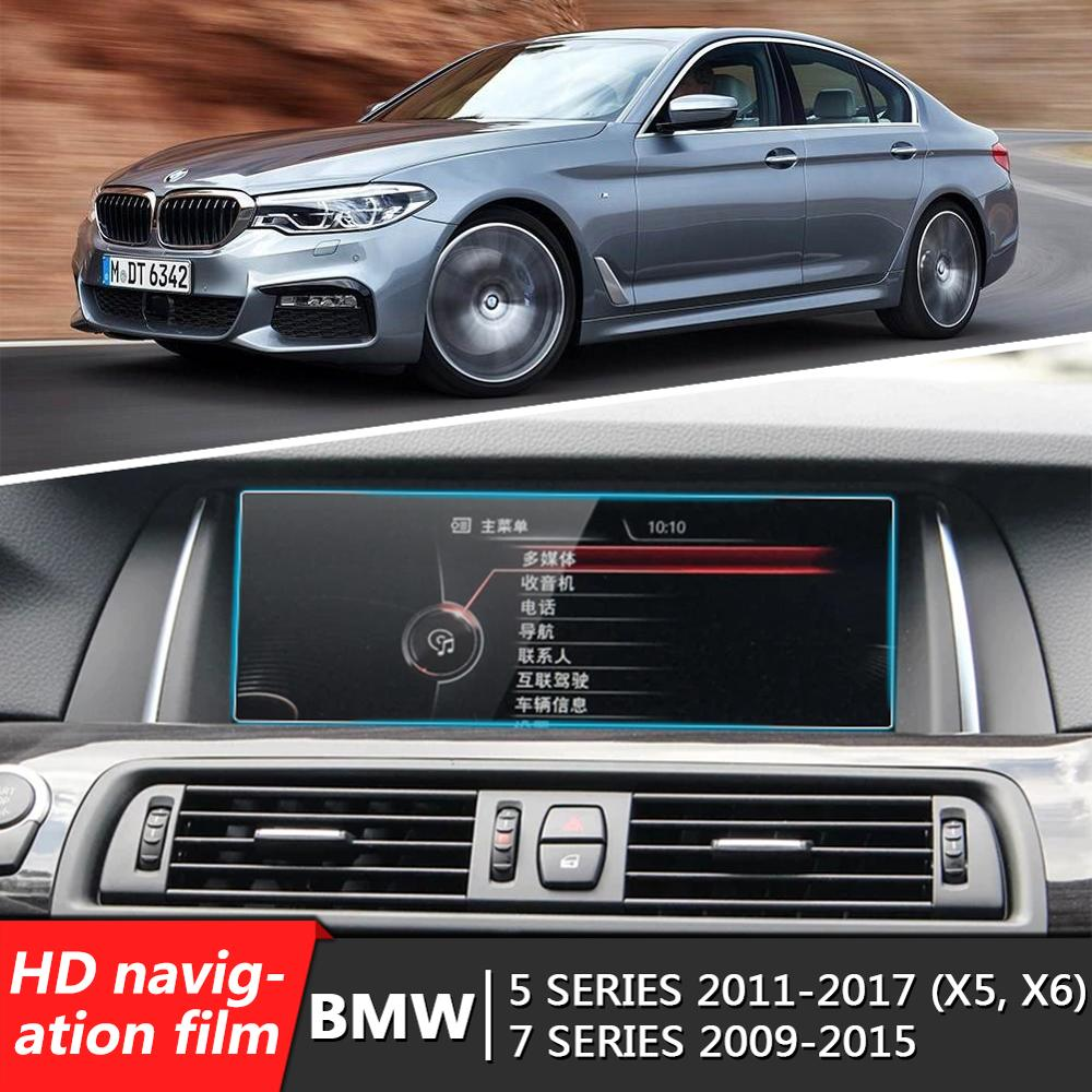 aliexpress.com - Car For BMW Styling Screen Protector For 5 Series GT 7 Series M5 Car GPS Navigation Tempered Glass Screen Protective Film