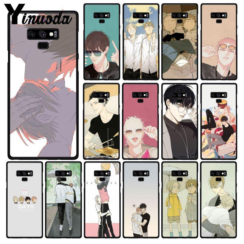 Yinuoda 19 дней чехол для телефона для samsung Galaxy Note7 8 9 5 10 Pro A50 J5 J6 Prime J7